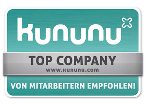Siegel Top Company Kununu